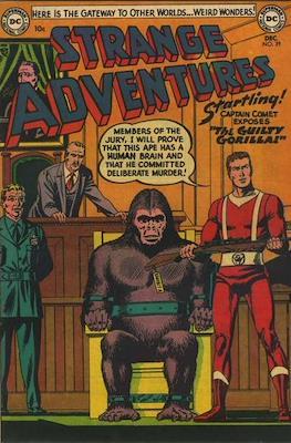 Strange Adventures (Comic Book) #39
