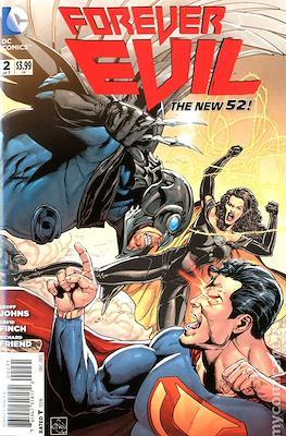 Forever Evil (2013-2014 Variant Cover) #2.1