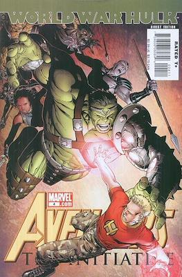 Avengers The Initiative (2007-2010) #4