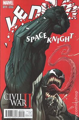 Venom: Space Knight (Variant Cover) (Comic Book) #11