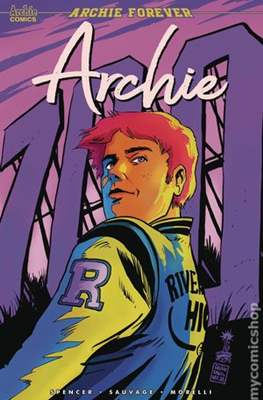 Archie (2015- Variant Cover) (Comic Book) #700.2