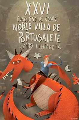 Catálogo Concurso de Cómic ''Noble Villa de Portugalete'' #26