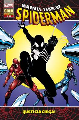 Marvel Team-Up Spiderman Vol. 2 (2007-2010) (Rústica) #18