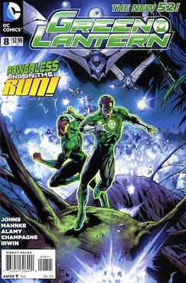 Green Lantern Vol. 5 (2011-2016) #8