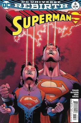 Superman Vol. 4 (2016-2018) (Comic Book) #6
