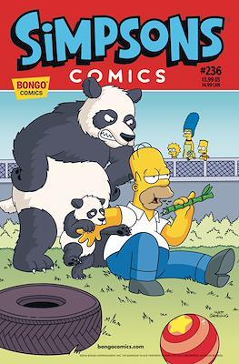 Simpsons Comics (Grapa) #236