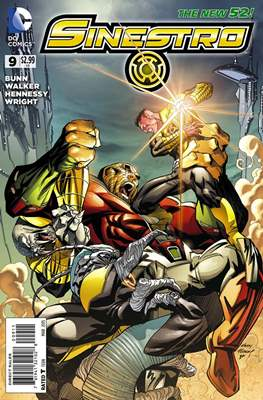 Sinestro (2014-2016) (Comic-Book) #9