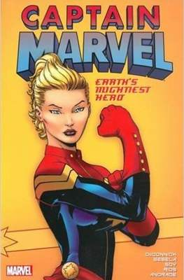 Captain Marvel: Earth's Mightiest Hero (Softcover) #1