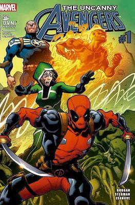 The Uncanny Avengers Vol. 2 (Revista) #1