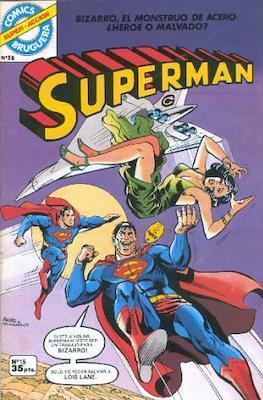 Super Acción / Superman #15