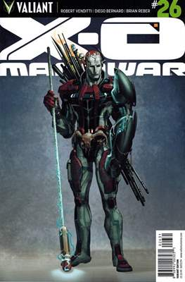 X-O Manowar (2012) (Comic-Book) #26