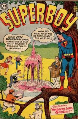 Superboy Vol.1 / Superboy and the Legion of Super-Heroes (Comic Book) #37
