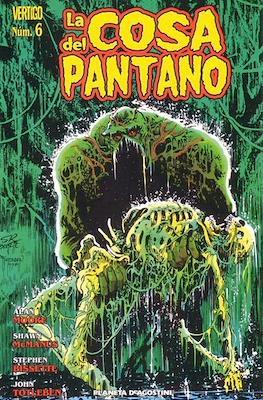 La Cosa del Pantano (2006-2008) (Rústica 64 pp) #6