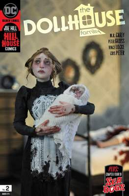 The Dollhouse Family (Comic Book) #2