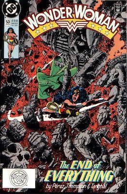 Wonder Woman Vol. 2 (1987-2006) (Comic Book) #53