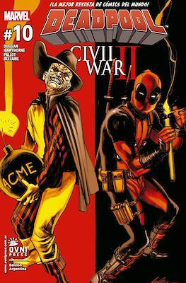 Deadpool Vol. 2 (Rústica) #10