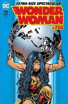 Wonder Woman Vol. 5 (2016-) (Comic book) #750