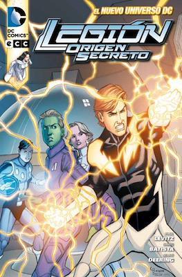 Legión: Origen secreto. Nuevo Universo DC