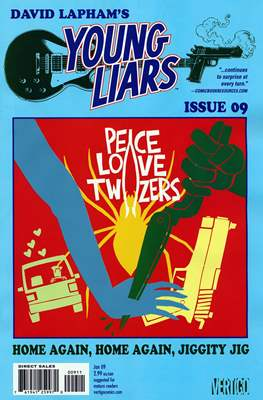 Young Liars #9