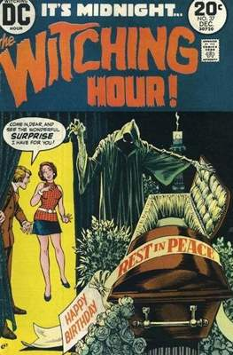 The Witching Hour Vol.1 (Grapa) #37