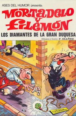 Ases del humor (Cartoné 48 pp) #20