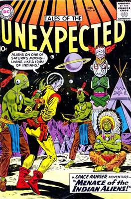 Tales of the Unexpected (1956-1968) (Comic Book) #44