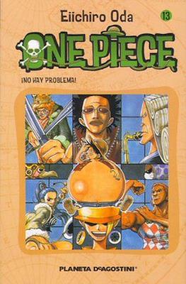 One Piece (Rústica con sobrecubierta) #13