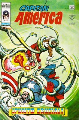 Capitán América Vol. 3 (1975-1980) (Grapa) #29