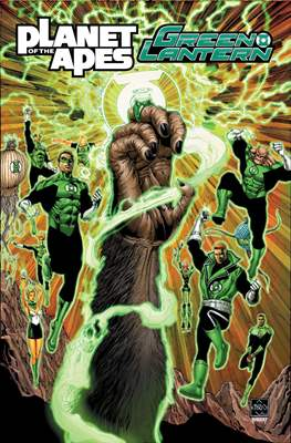 Planet of the Apes / Green Lantern