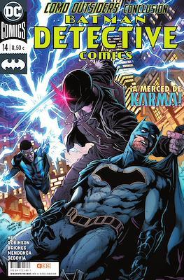 Batman: Detective Comics. Renacimiento (Rústica 72 pp) #14