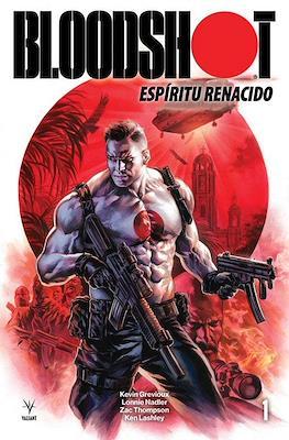 Bloodshot Espíritu renacido (Grapa 24 pp) #1