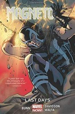 Magneto Vol 3 (Softcover) #4