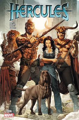 Hercules Vol. 4 (Comic-Book) #6