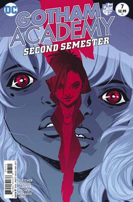 Gotham Academy Second Semester (Comic Book) #7