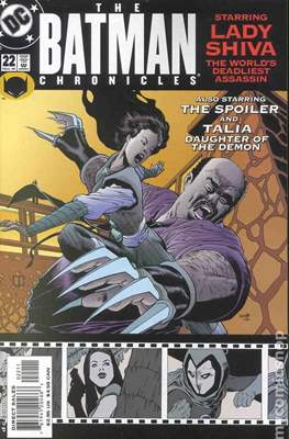 The Batman Chronicles (1995-2000) (Grapa) #22