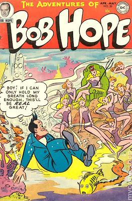 The adventures of bob hope vol 1 #20