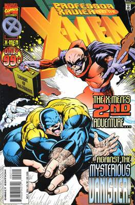Professor Xavier and the X-Men (Comic Book) #2