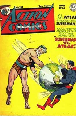 Action Comics Vol. 1 (1938-2011; 2016-) (Comic Book) #121