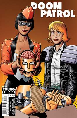 Doom Patrol Vol. 6 #1.1