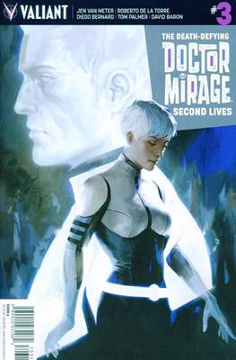 The Death-Defying Doctor Mirage: Second Lives (comic-book) #3
