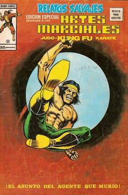 Relatos salvajes: Artes marciales Judo - Kárate - Kung Fu Vol. 1 (Rústica 52-68 pp. 1975-1979) #31