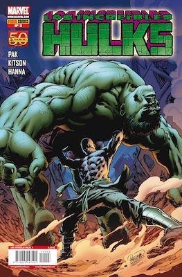 Los increíbles Hulks (Grapa 48-72 pp) #3