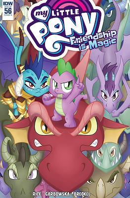 My Little Pony: Friendship Is Magic (Comic-Book) #56
