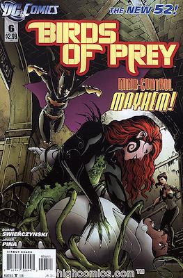 Birds of Prey Vol. 3 (2011-2014) #6