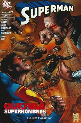 Superman (2007-2012) (Grapa. 48 pp) #48