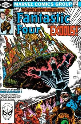 Fantastic Four Vol. 1 (1961-1996) (saddle-stitched) #240
