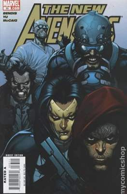 The New Avengers Vol. 1 (2005-2010) (Comic-Book) #33