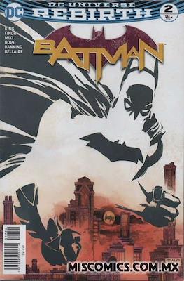 Batman (2017-...Portada variante) (Grapa) #2