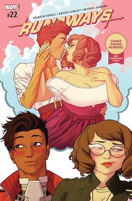 Runaways Vol. 5 (2017- ) (Comic Book) #22