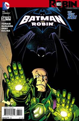 Batman and Robin Vol. 2 (2011-2015) (Comic Book) #34